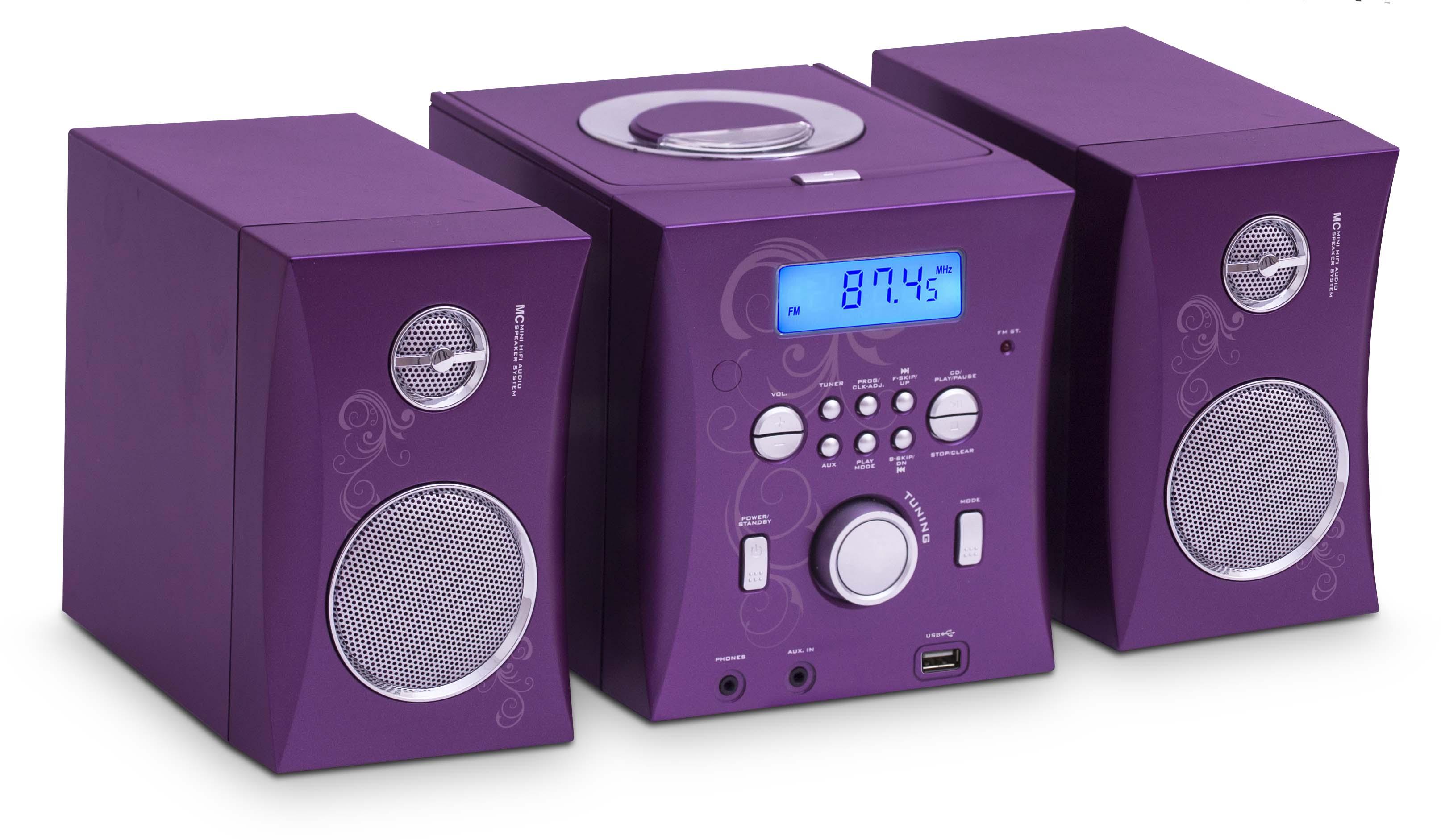 mp3 usb music center mcd06 arabesque bigben de bigben audio gaming smartphone. Black Bedroom Furniture Sets. Home Design Ideas
