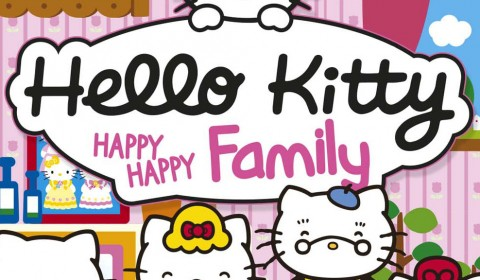 Hello Kitty_Family