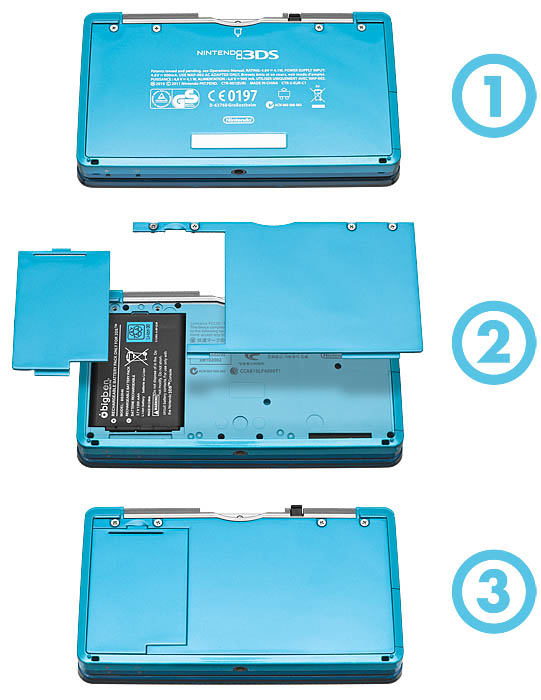 Zusatz-Akku 3DS – Bild #5