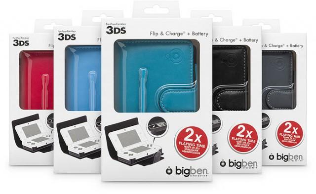 Flip & Charge 3DS – Packshot