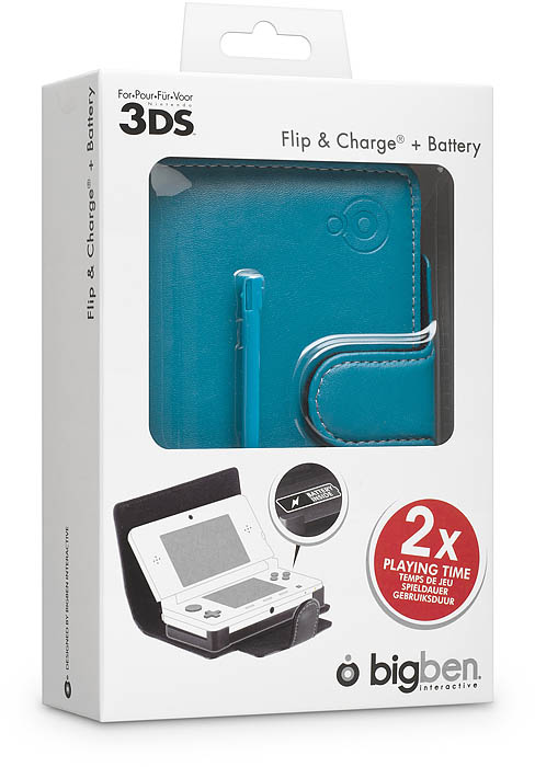 Flip & Charge 3DS – Bild