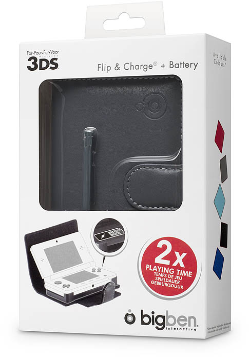 Flip & Charge 3DS – Bild #2