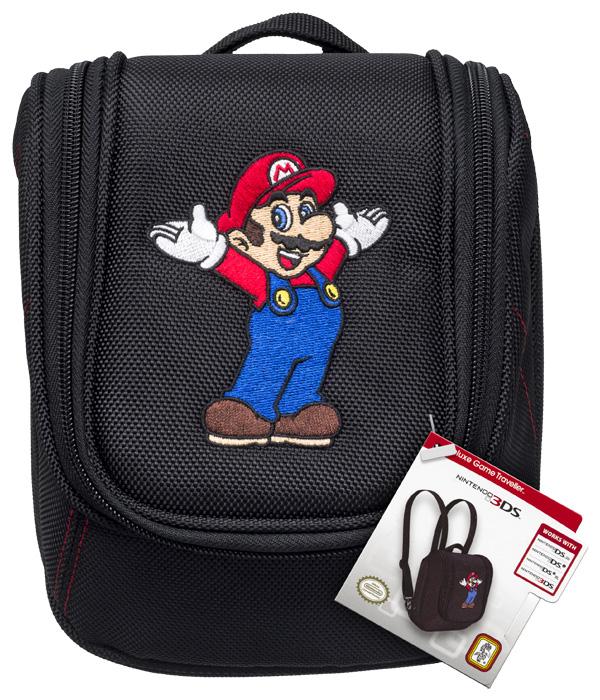 Mario Mini-Rucksack 3DS911 - Packshot