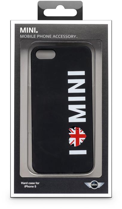 MINI - Cover [I love Mini] - Packshot