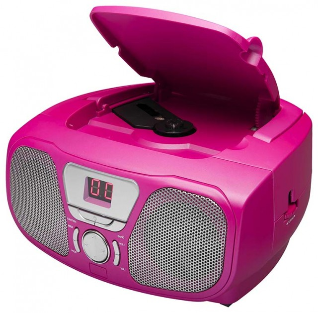 Tragbares CD/Radio CD46 – Kids – Bild
