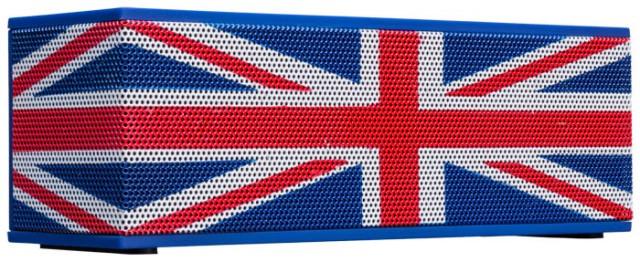 Bluetooth-Lautsprecher BT01 – Union Jack – Bild #1