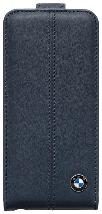 BMW – Leather Flapcase [blue] – Bild