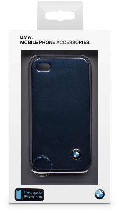 BMW - Cover [metallic blue] - Packshot