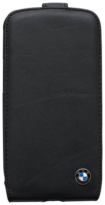 BMW – Leather Flapcase [black] – Bild