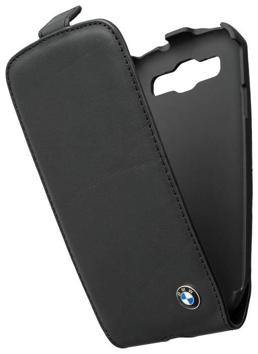 BMW – Leather Flapcase [black] – Bild #1