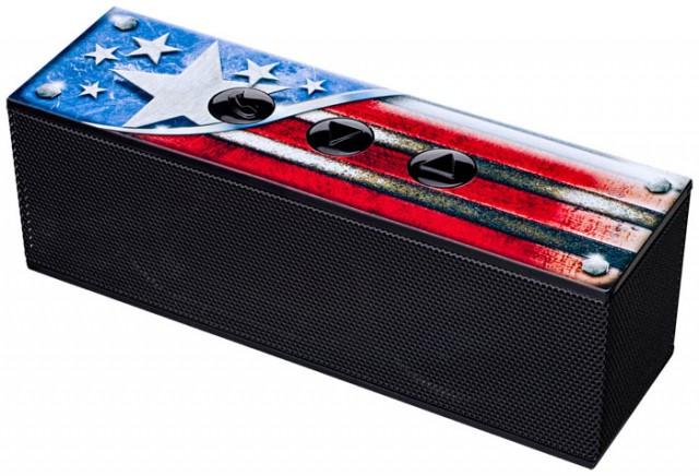 Bluetooth-Lautsprecher BT01 – USA – Bild