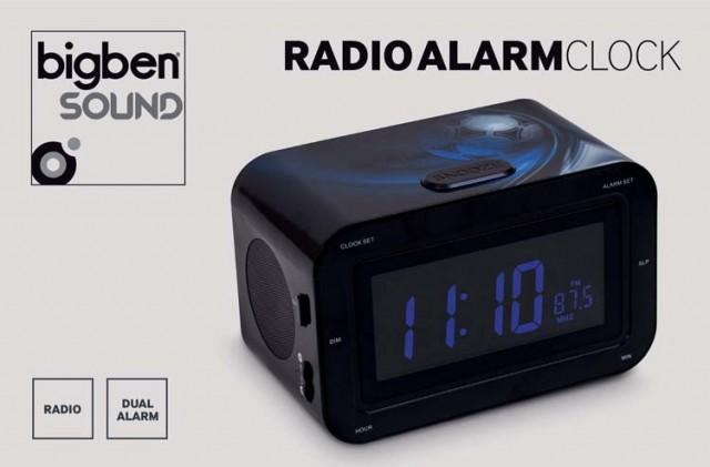 Radiowecker RR30 - Soccer - Packshot