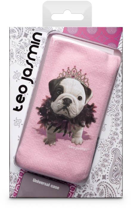 TEO JASMIN - Cotton sock Teo Queen - Packshot