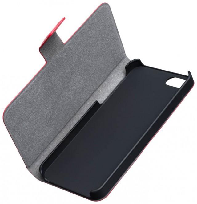 GUESS – Folio case [croco/red] – Bild