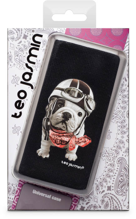 TEO JASMIN - Cotton sock Teo Racing - Packshot