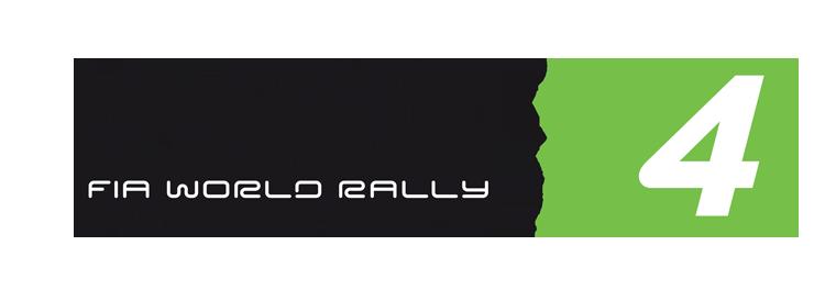 WRC 4 – Logo