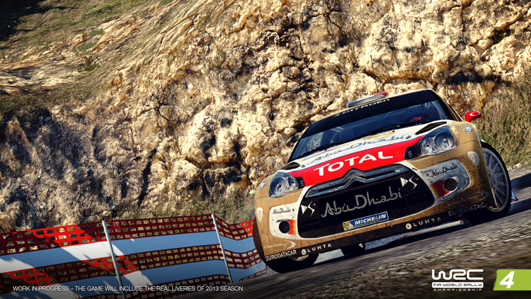WRC 4 – Screenshot #1