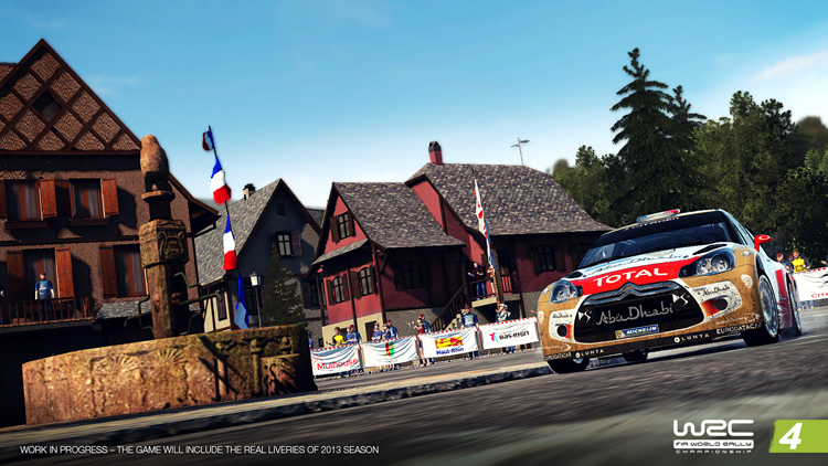 WRC 4 – Screenshot #2