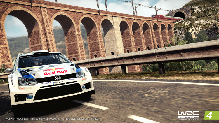 WRC 4 – Screenshot #3