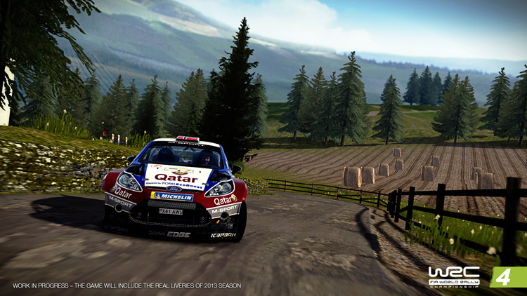 WRC 4 – Screenshot #4