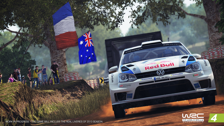 WRC 4 – Screenshot #5