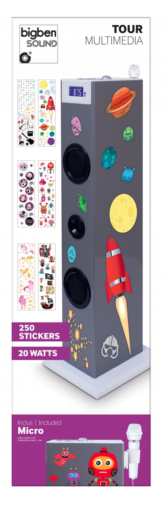 Sound Tower TW5 - Packshot