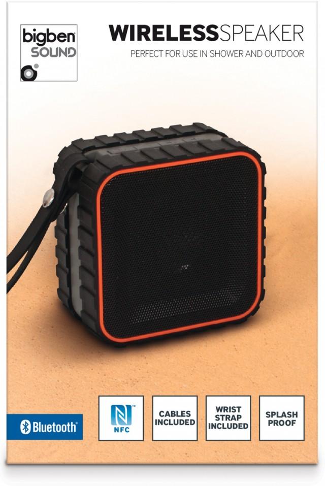 Bluetooth-Lautsprecher BT07 - Packshot