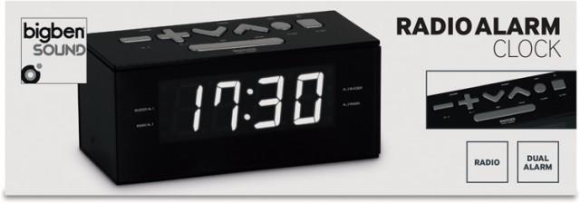 Radiowecker RR60 – Packshot