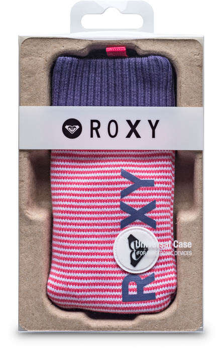 ROXY - Cotton sock Stripes [red] - Packshot