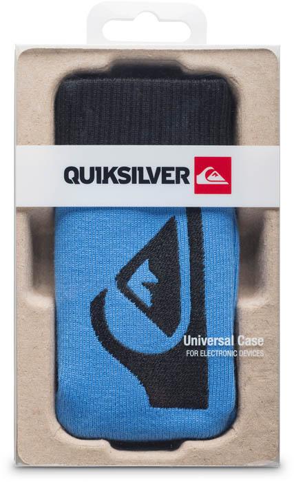 QUIKSILVER - Cotton sock [blue] - Packshot