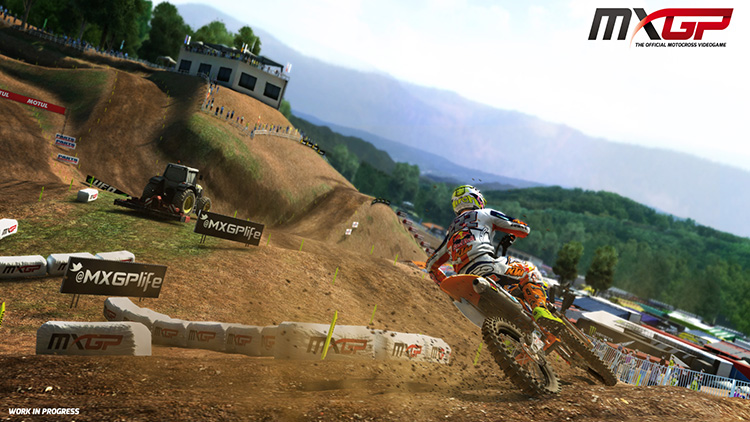 MXGP – Screenshot #3