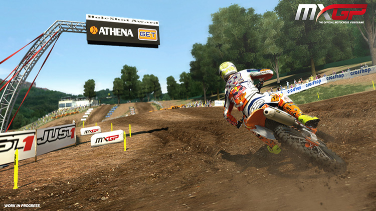 MXGP – Screenshot #8