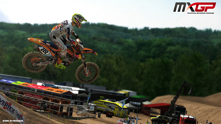 MXGP – Screenshot