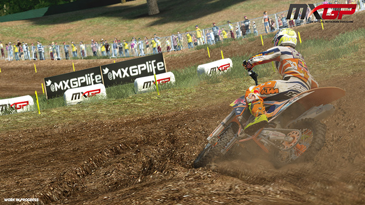MXGP – Screenshot #1