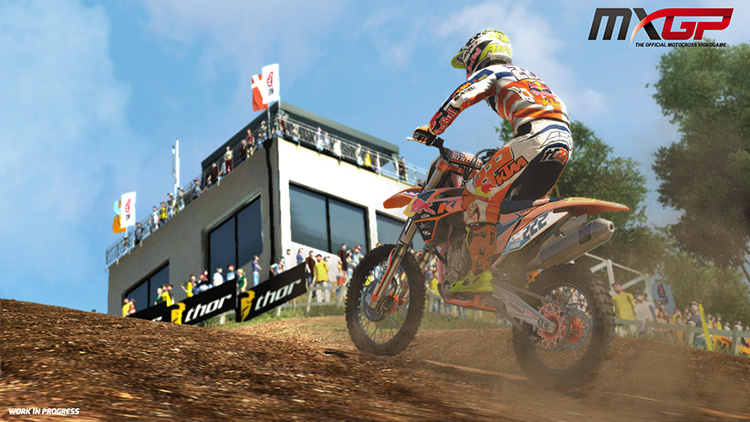 MXGP – Screenshot #7