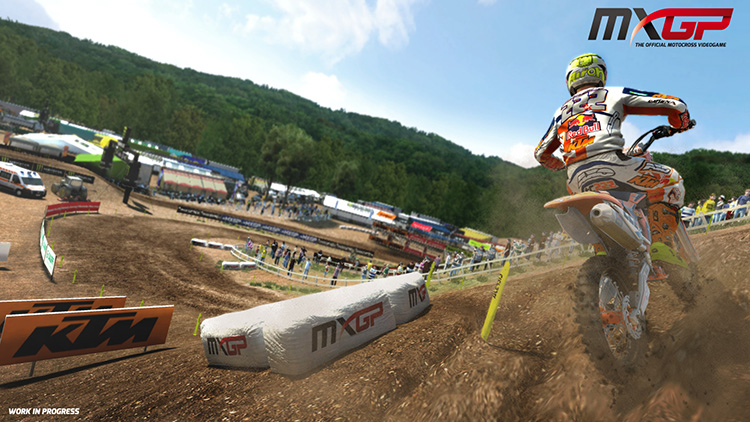 MXGP – Screenshot #10