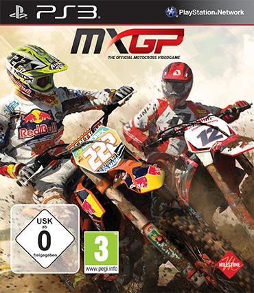 MXGP - Packshot