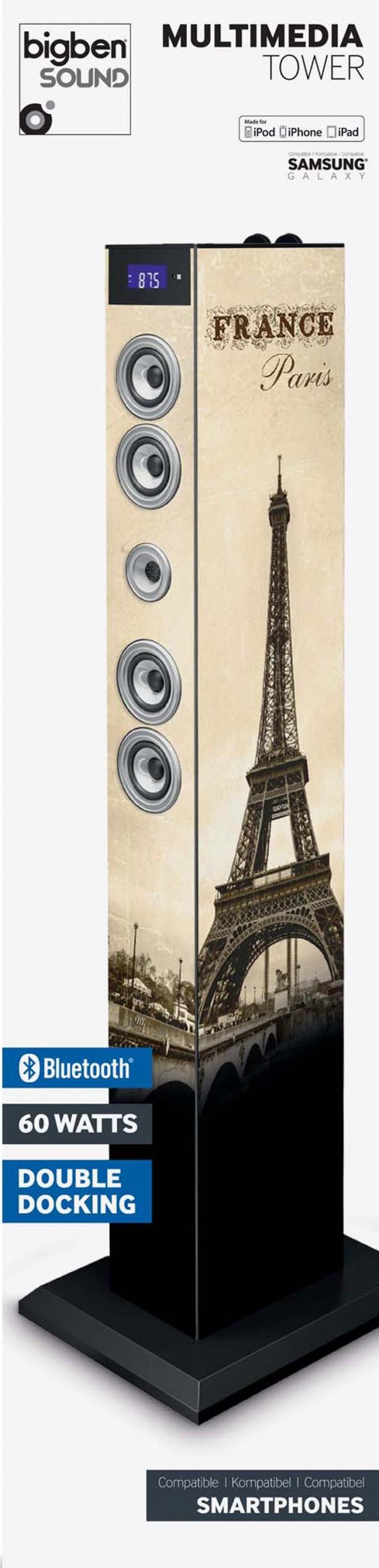 Sound Tower TW6 - Paris - Packshot