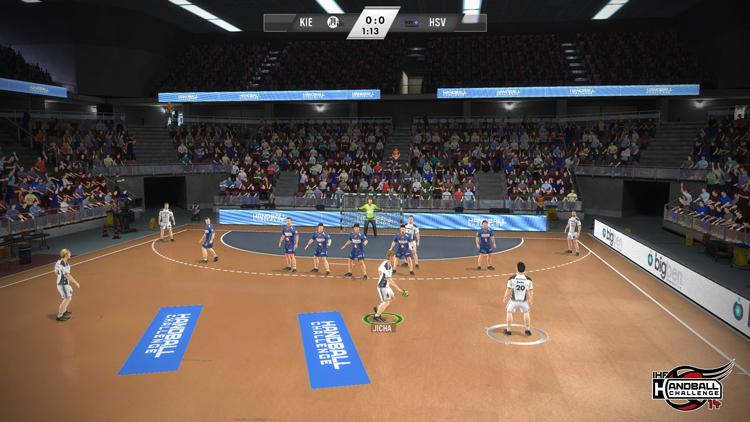 IHF Handball Challenge 14 – Screenshot #4
