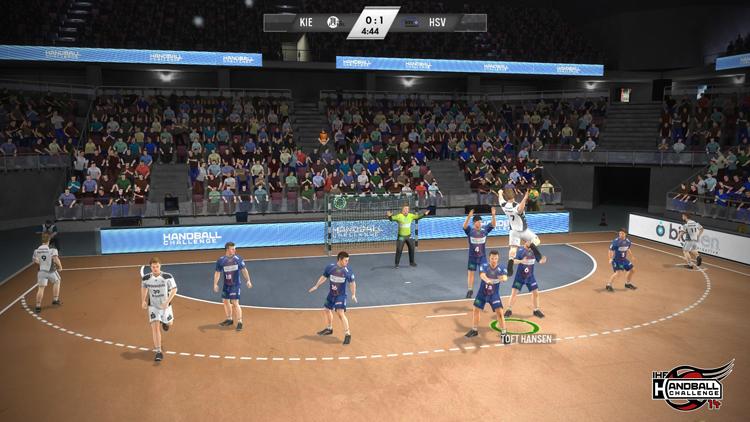 IHF Handball Challenge 14 – Screenshot #6