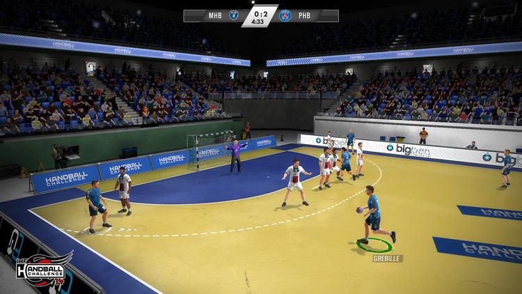 IHF Handball Challenge 14 – Screenshot #7