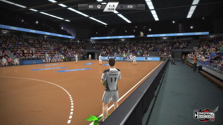 IHF Handball Challenge 14 – Screenshot #8