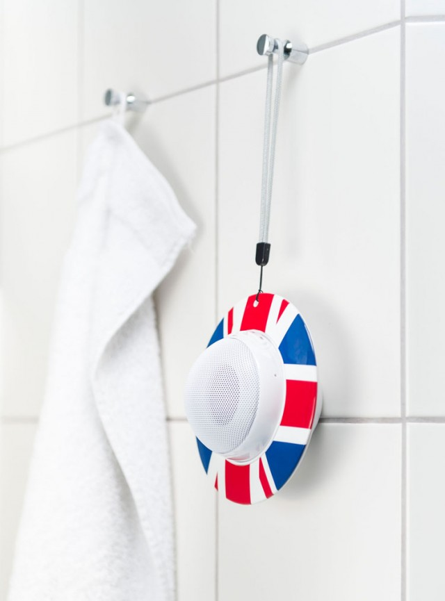 Bluetooth-Lautsprecher BT08 – Union Jack – Bild #2