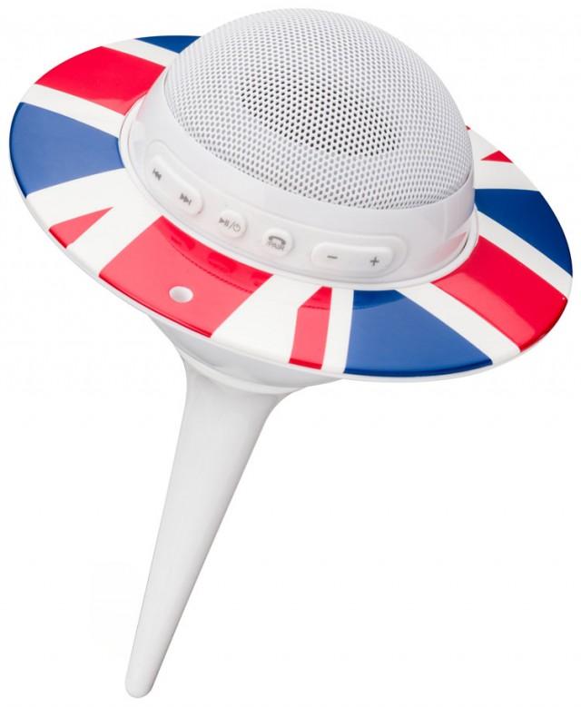 Bluetooth-Lautsprecher BT08 – Union Jack – Bild #8