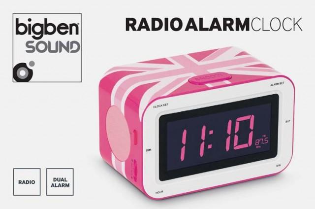 Radiowecker RR30 - Union Jack - Packshot