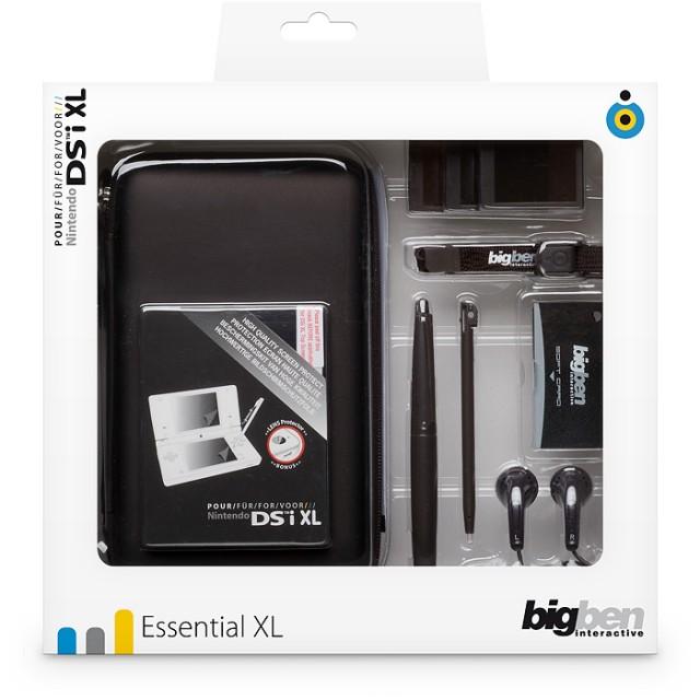 Pack - Essential XL [chocolate] NDSi XL - Packshot