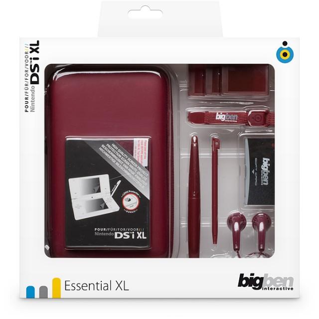 Pack - Essential XL [red wine] NDSi XL - Packshot