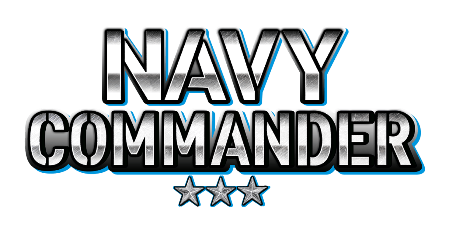 Navy Commander – Logo #1