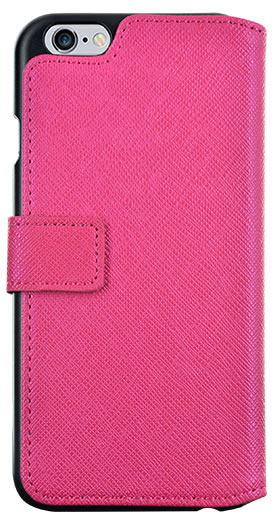GUESS – Studded Folio case [pink] – Bild #1