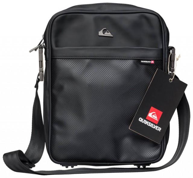 QUIKSILVER - Big-Boss Bag [black] - Packshot